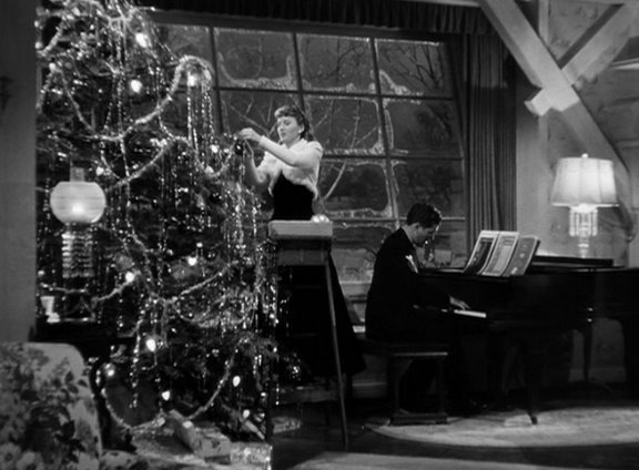 Coleman's Corner In Cinema...: Christmas In Connecticut (1945