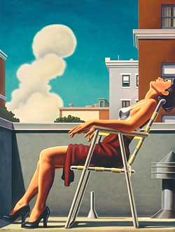 lunch- R.Kenton Nelson