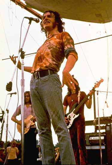 WOODSTOCK 1969 JOE COCKER